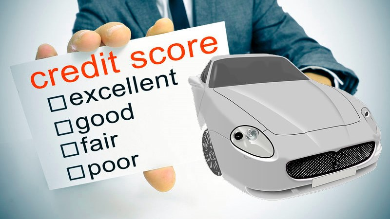 Car Financing And Your Credit Score
